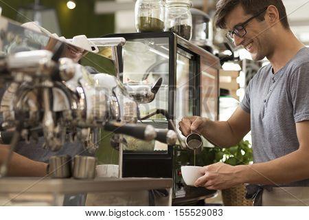 Brewing A Good Coffee Is An Art