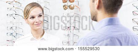 Choosing Corrective Glasses