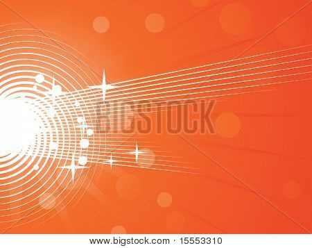 abstract vector shiny background poster