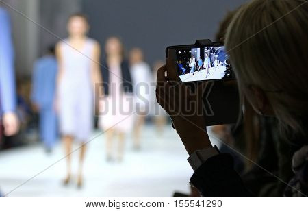 39Th Ukrainian Fashion Week In Kyiv, Ukraine
