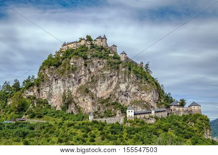 Hochosterwitz Castle is considered to be one of Austria's most impressive medieval castles Carinthia Austria