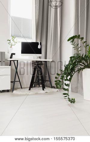 Apartment Designed To Work