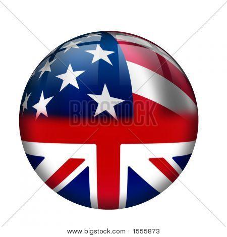 Flag Usa Uk