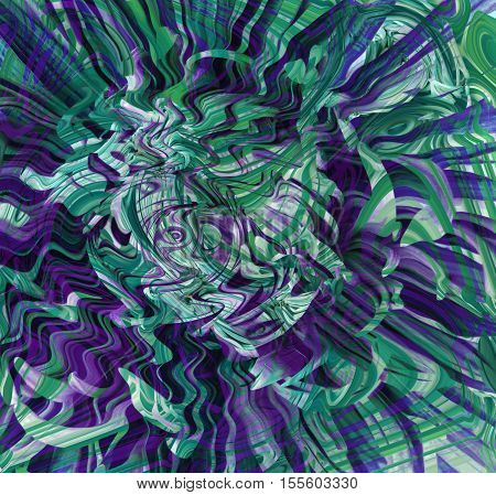 background bright multi-colored lines violet green dark purple white turquoise blue purple colorful wallpapers suitable for design colorful wavy lines are twisted.