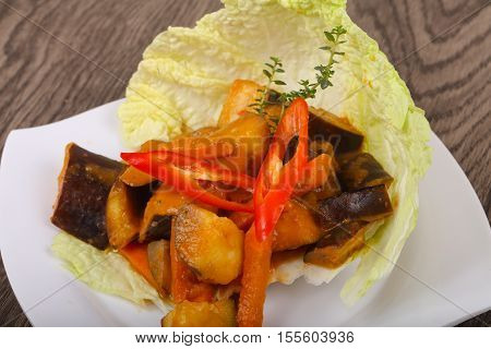 Vegetable Rague