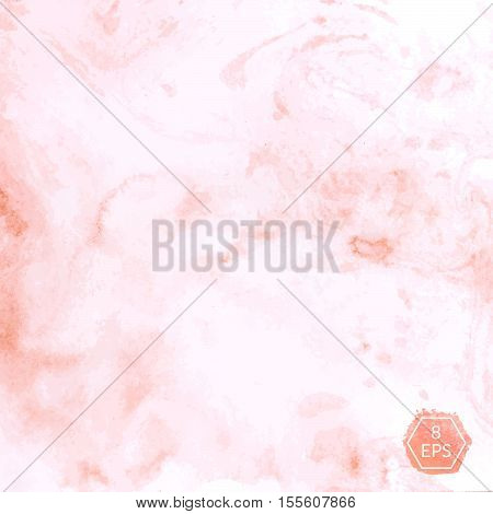 Vector. Hand drawn marble texture. Delicate marble texture for your design, postcard, invitation, fabric, logo and others.