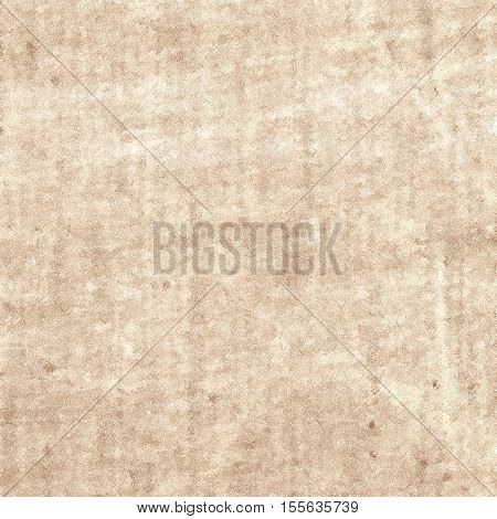 Beige scratched graphic texture. Universal grunge background.