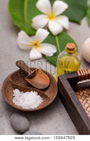 spa treatment scene, zen like concepts.