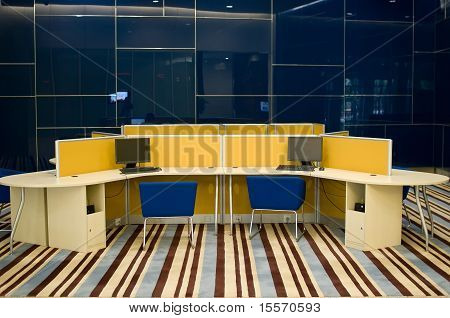 Public office space