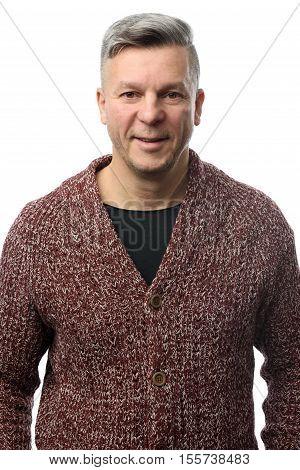 Senior Adult Man