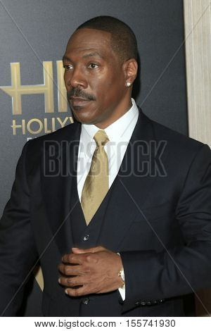 LOS ANGELES - NOV 6:  Eddie Murphy at the 20th Annual Hollywood Film Awards  at Beverly Hilton Hotel on November 6, 2016 in Beverly Hills, CA