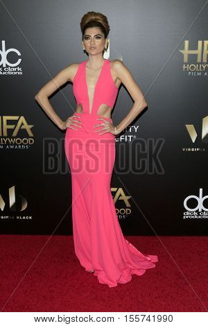 LOS ANGELES - NOV 6:  Blanca Blanco at the 20th Annual Hollywood Film Awards  at Beverly Hilton Hotel on November 6, 2016 in Beverly Hills, CA