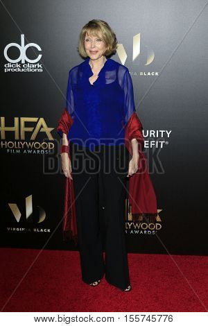 LOS ANGELES - NOV 6:  Susan Blakely at the 20th Annual Hollywood Film Awards  at Beverly Hilton Hotel on November 6, 2016 in Beverly Hills, CA