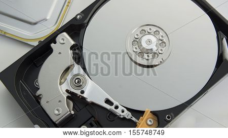 HDD harddisk file save record hardware open