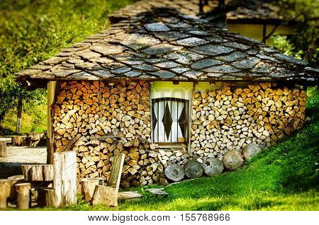 Photo of the Bulgarian Old Style House at Etar