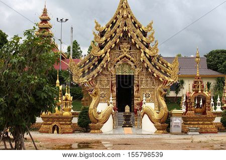 Sculpture architecture and symbols of Buddhism Thailand South East Asia Sculpture architecture and symbols of Buddhism Thailand South East Asia