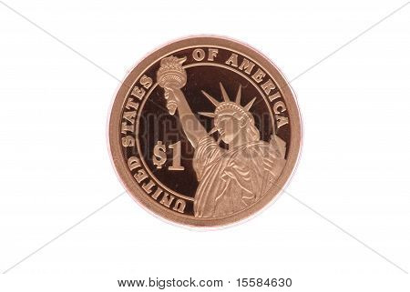 Uncirculated Gold Coin
