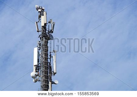 Telephone Antenna