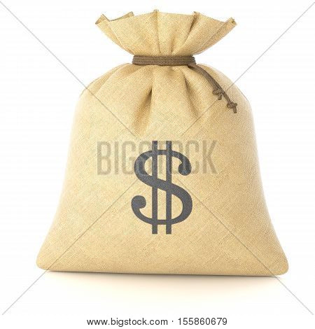 Bag Rag With Money
