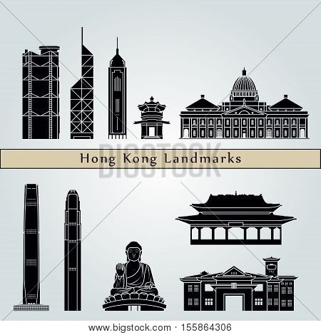 Hong Kong V2  Landmarks And Monuments