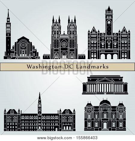 Washington V2 Landmarks