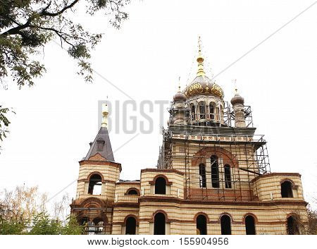 Building Of Christian Churches