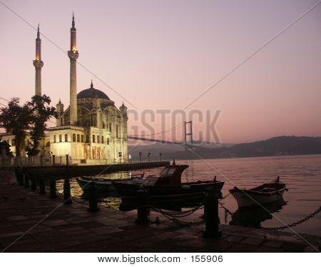 Mosque Ortakoy