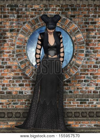 Gothic Woman