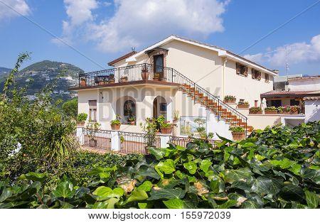 Villa on the Hillside of Ravello Italy
