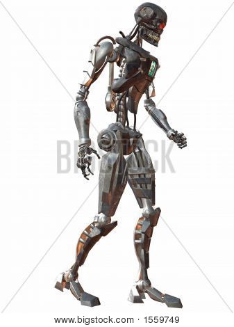 Cyborg 3000-Walk