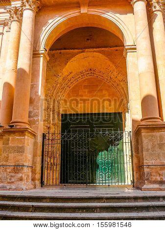 Hdr La Ciutadella Cathedral