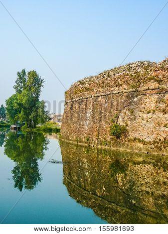 Hdr Padua, Italy