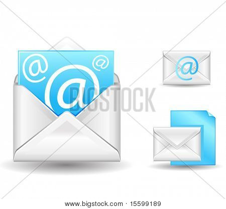 e-mail letter, see also images ID: 20312860,  20312854, 20312851