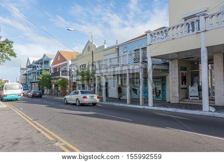 Nassau, Bahamas Bay Street