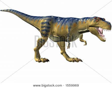 Tyrannosaurus-Catch