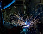 welding argon welding splatter repairman lifestyles light weld poster