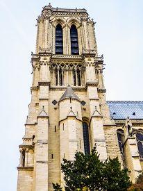 Hdr Notre Dame Paris