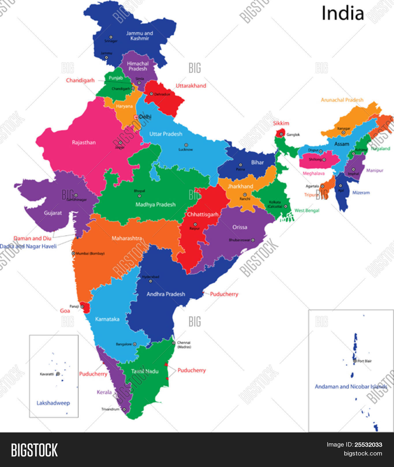 Map Republic India Vector & Photo (Free Trial) | Bigstock on big europe map, big yemen map, big honduras map, indan map, big albania map, big africa map, big australia map, big argentina map, big panama map, big florida map, big mexico map, big new hampshire map, big canada map, big usa map, big england map, big massachusetts map, big asia map, big costa rica map, big u.s. map, big ukraine map,