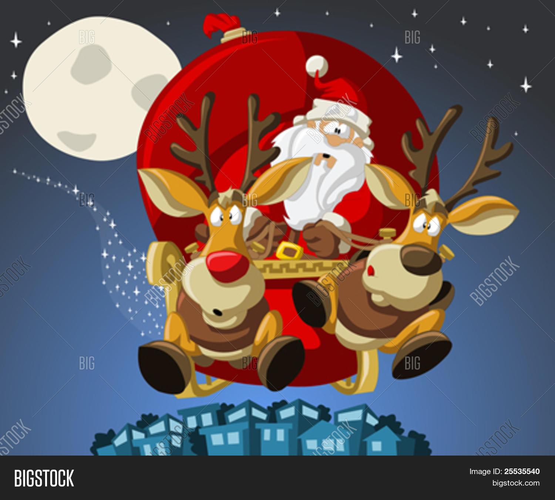 Ongekend Kerstman Op vector en foto (gratis proefversie) | Bigstock JS-46