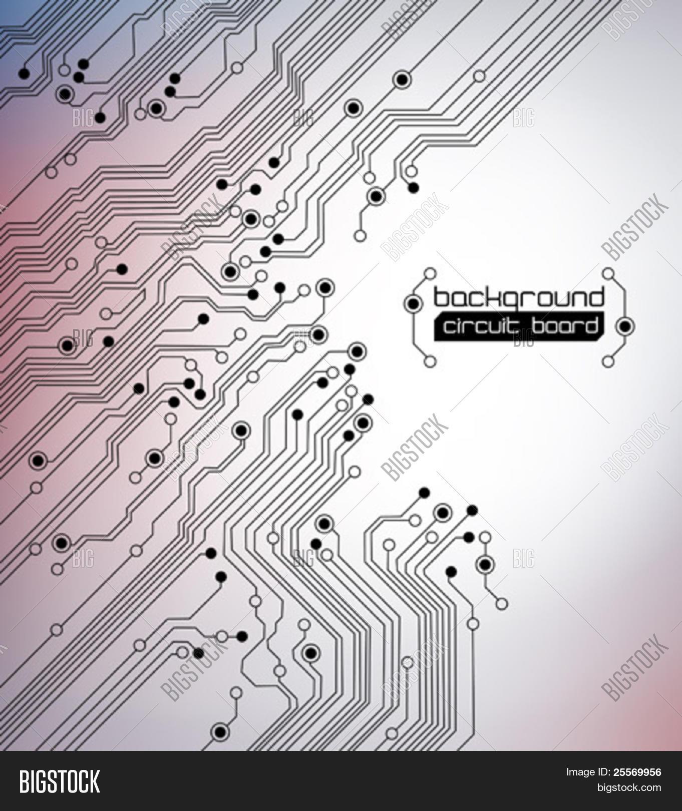 Image vectorielle et photo de Circuit Imprimé | Bigstock