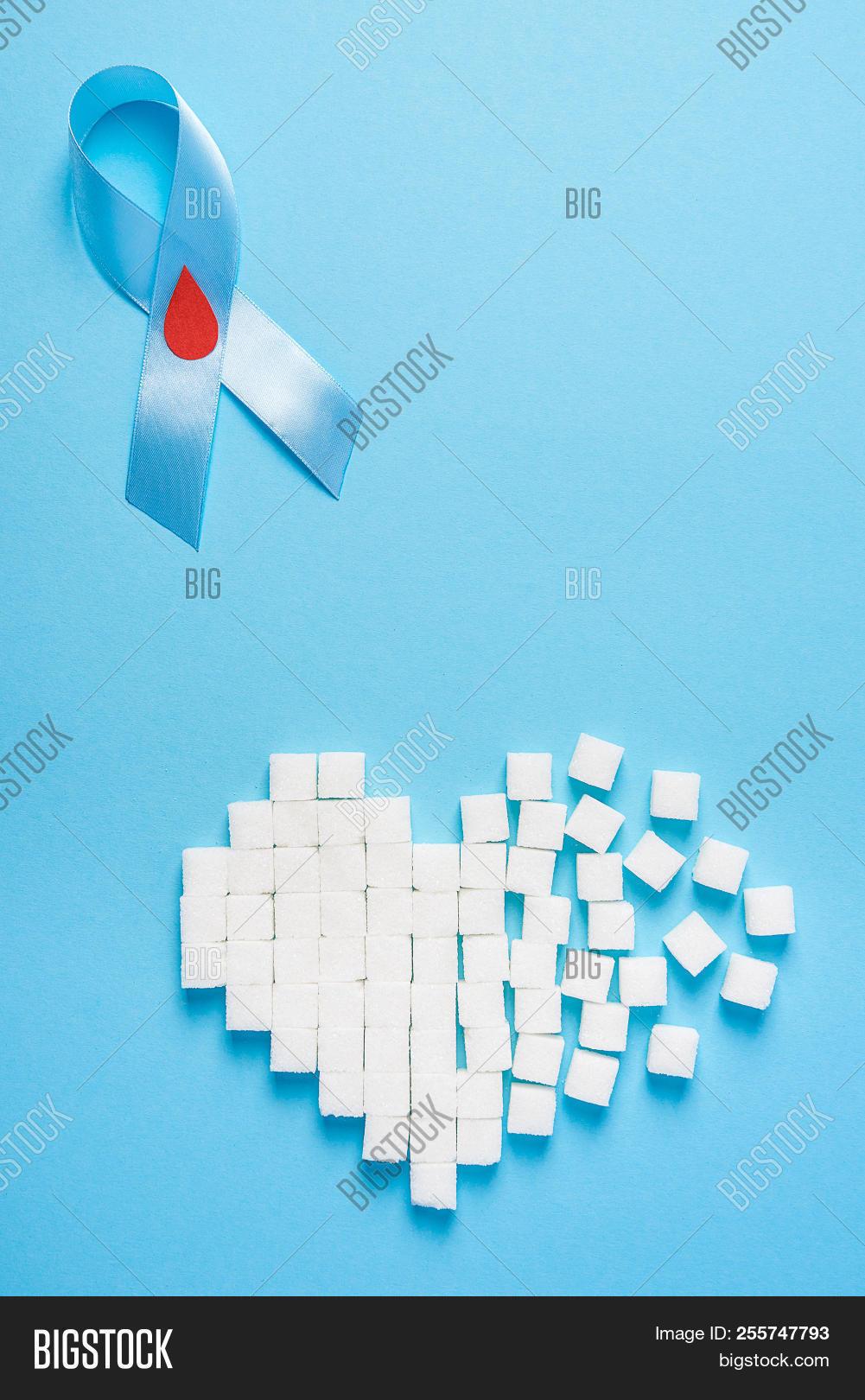 Blue Ribbon Awareness Image & Photo (Free Trial) | Bigstock