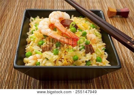 Chinese Food Special Yangchow Fried Rice - Special Fried Rice, Or Yangchow Fried Rice, Favourite Chi