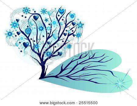 winter tree
