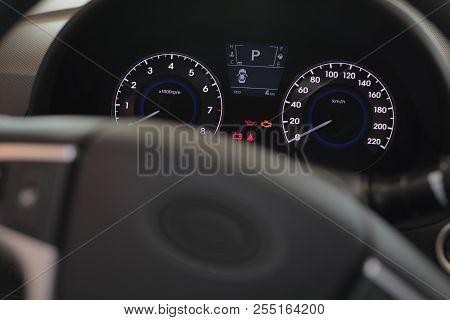 Dasher In The Car