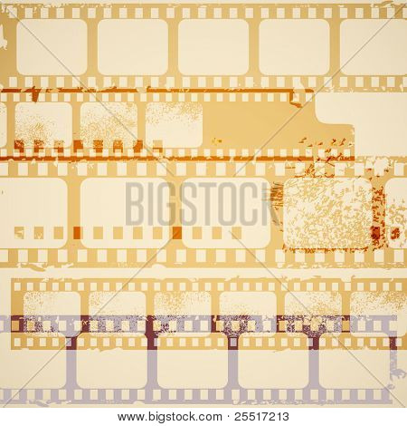 Old film background