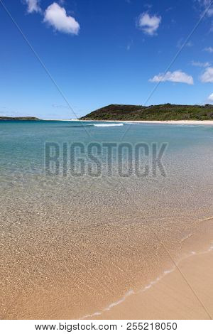 A Beautiful Day At Moonee Beach - New South Wales Just South Of Catherine Hill Bay. This Area Of The