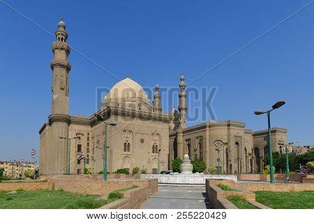 Mosque-Madrassa of Sultan Hassan and Al Rifai Mosque - Cairo, Egypt