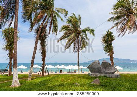 Nha Trang Beach, Vietnam