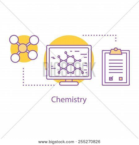 Chemistry Concept Vector & Photo (Free Trial) | Bigstock