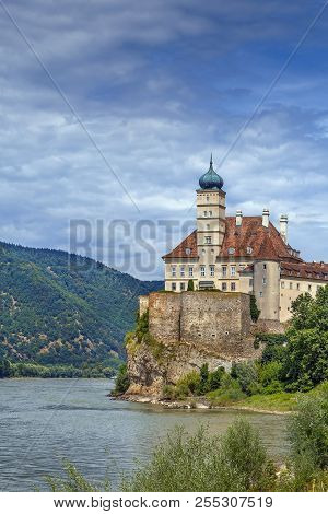 Schloss Schonbuhel Is A Castle In The Lower Austrian On The Right Bank Of The Danube. The Origins Of